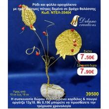 ΡΟΔΙΑ ΓΟΥΡΙΑ by DELANO collections 2020