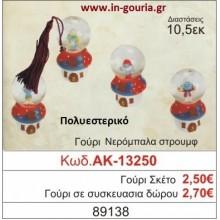 ΝΕΡΟΜΠΑΛΕΣ-ΧΙΟΝΟΜΠΑΛΕΣ ΓΟΥΡΙΑ-ΔΩΡΑ 2019